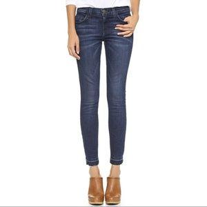 Current/Elliott Stiletto Released Hem Skinny Jeans